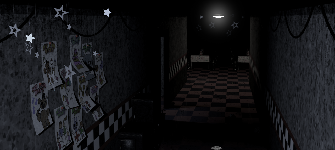 West hall five nights at freddy s wiki wikia
