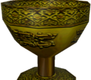 Złote naczynie