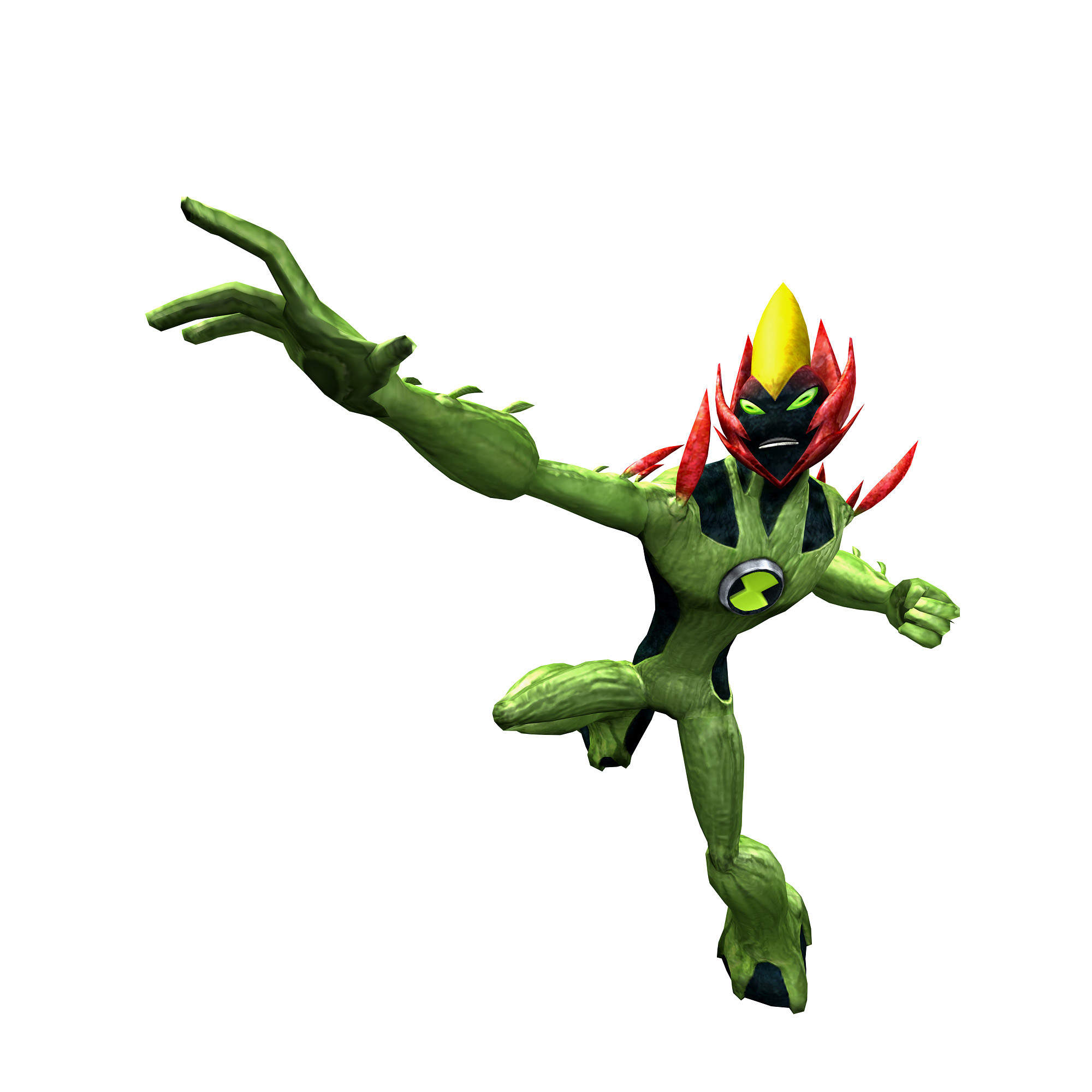 Swampfire - Ben 10 Planet, the Ultimate Ben 10 Resource!