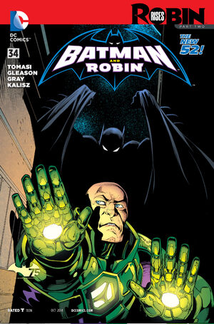 [DC Comics] Batman: discusión general 300px-Batman_and_Robin_Vol_2_34