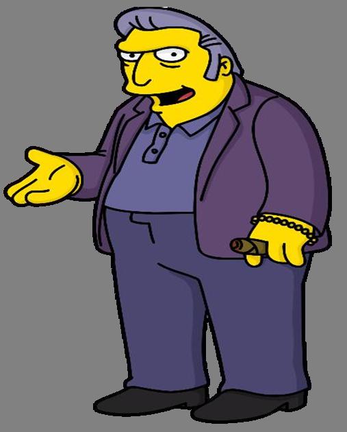 Fat Tony Simpsons Wiki FANDOM powered by Wikia