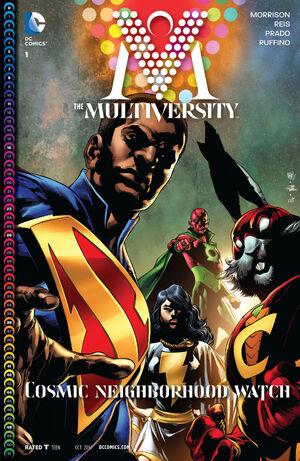 500 HQs que você deve ler. 300px-The_Multiversity_Vol_1_1
