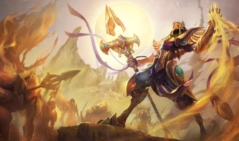 THE BOTTOM LANE'S SECOND CHAMPION PICK OF THE WEEK - AZIR