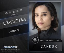 Christina From Divergent