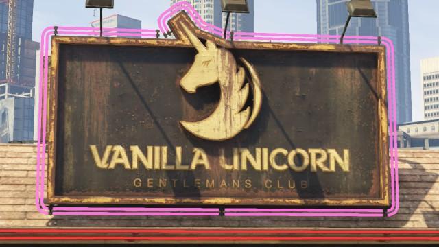 vanilla unicorn - gta wiki