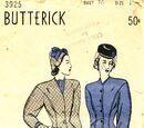 Butterick 3925 B