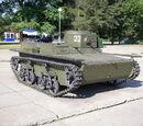 T-38 Light Tank
