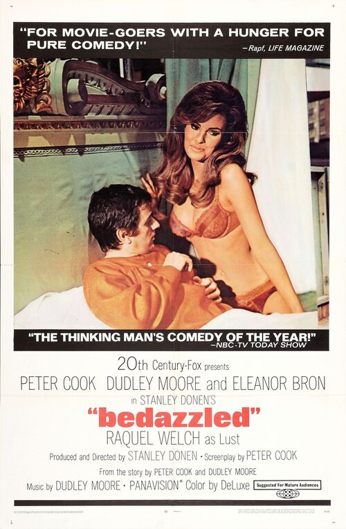 Bedazzled full movie (1967)