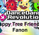 Dance Dance Revolution: Happy Tree Friends Fanon