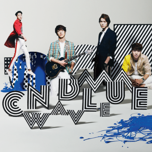 CNBLUE WAVjhjhE Limited Edition A Cover