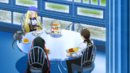 Charlotte, Sigmund, Raishin and Yaya Eating.png