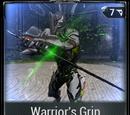 Warrior's Grip