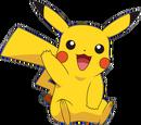 Ash's Pokémon