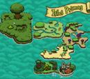Islas de Freshly-Picked Tingle's Rosy Rupeeland