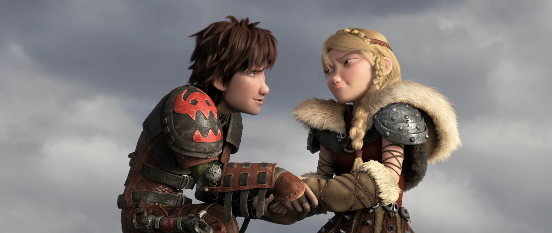 How To Train Your Dragon 2 Hiccup DRAGON 1