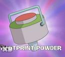 Footprint Powder