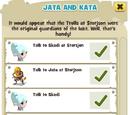 Jata and Kata