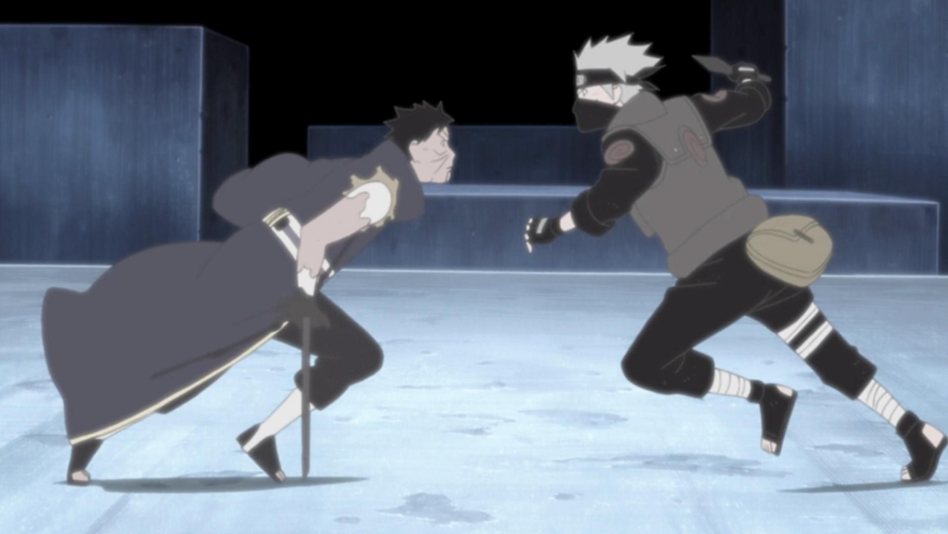 VS           Kakashi VS Obito  Obito Vs Kakashi Manga