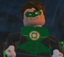 Green Lantern (Lego Batman)