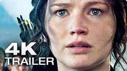 DIE TRIBUTE VON PANEM 3 Mockingjay Trailer Deutsch German 2014 Movie 4K