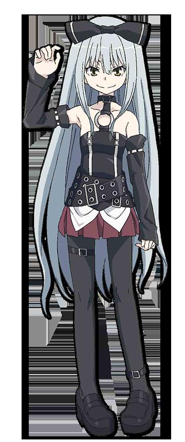 Anime Characters Full Body : Image sora anime character full body trinity seven