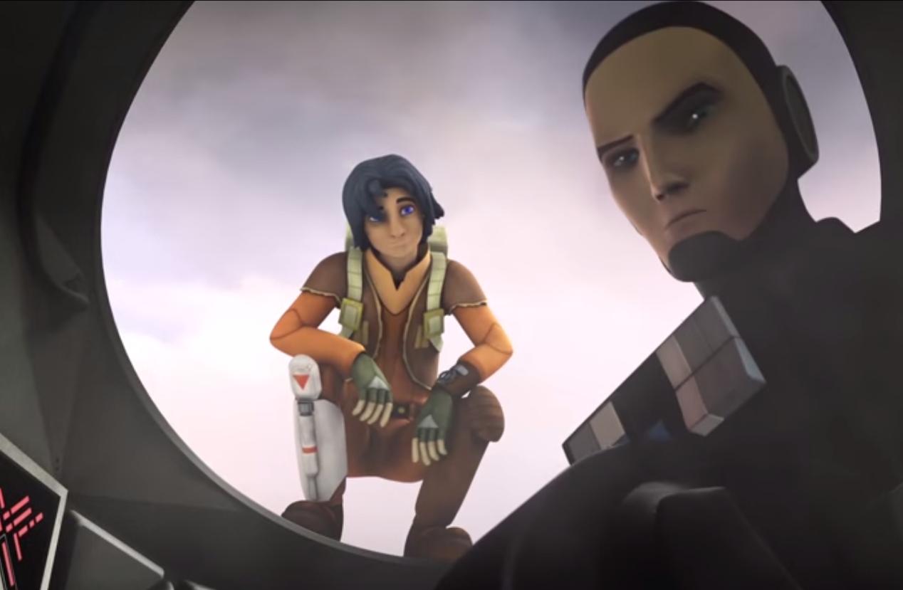 Ezra Bridger - Star Wars Rebels Wiki - Wikia