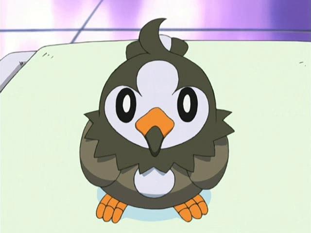 Professor Rowan - The Pokémon Wiki