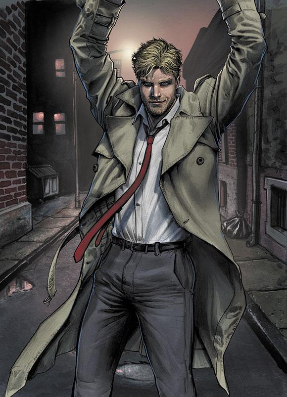 Constantine Futures End Vol 1 1 Dc Comics Database