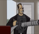 Images of the Terminator