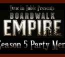 Asnow89/Season 5 Boardwalk Empire Party Menu