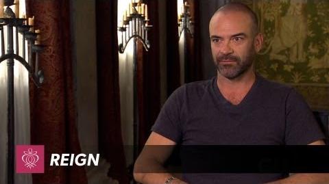 Reign - Alan van Sprang Interview