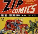 Zip Comics Vol 1 7