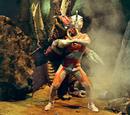 Giant Ant Chouju vs. Ultra Brothers