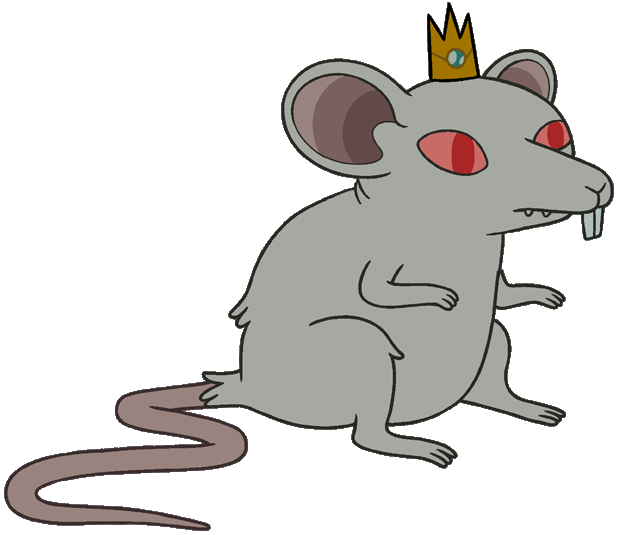 rat king the adventure time wiki mathematical clipart retired but still rockin it clipart retired but still rockin it