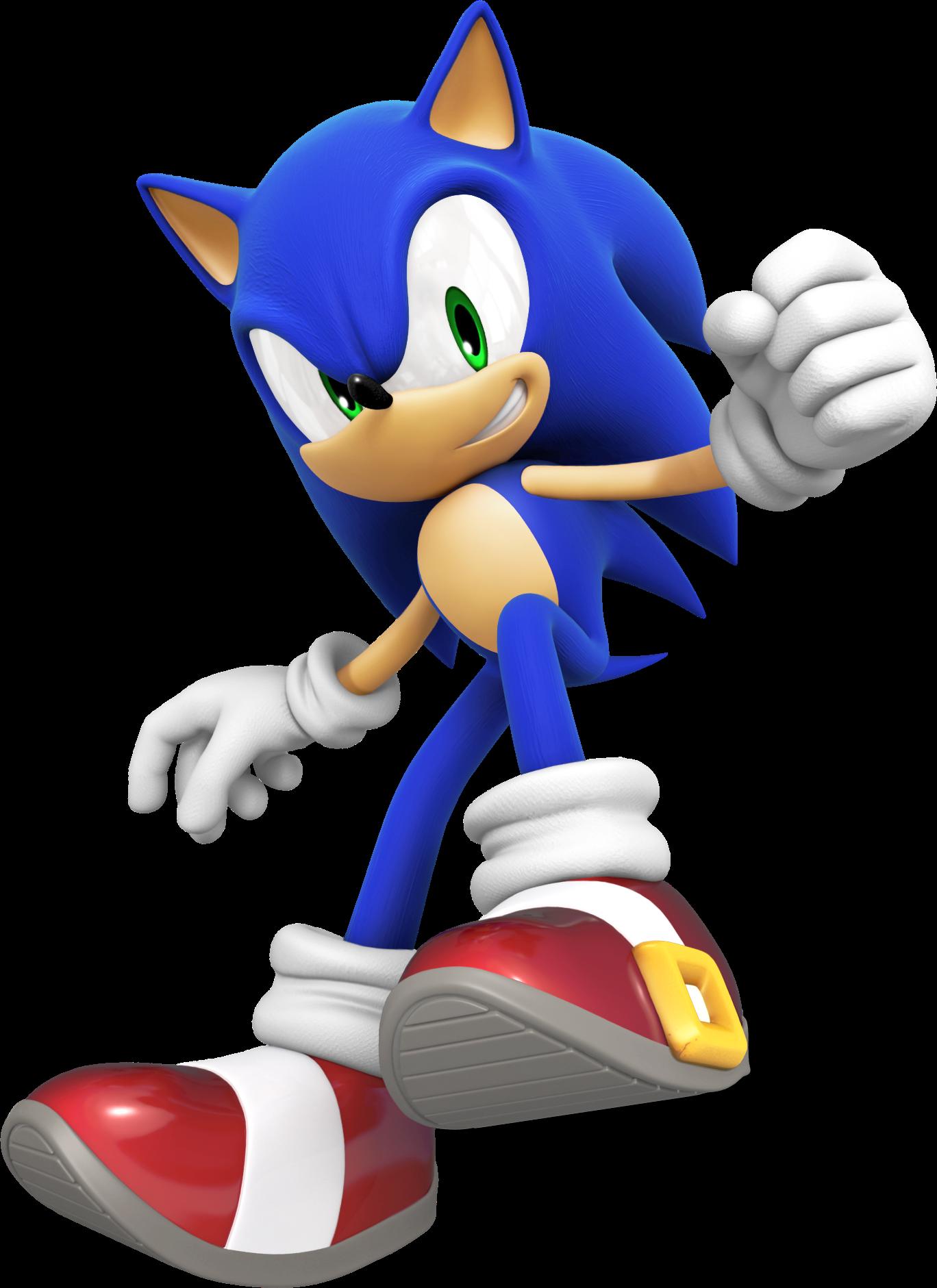 Sonic the hedgehog mario wiki