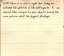 Professor's diary, 5