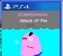 Starfishman: Attack Of The Evil