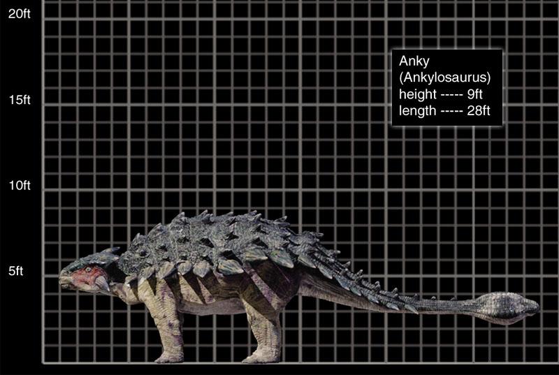 Image - 800x537 Ankylosaurus.jpg - Park Pedia - Jurassic ...
