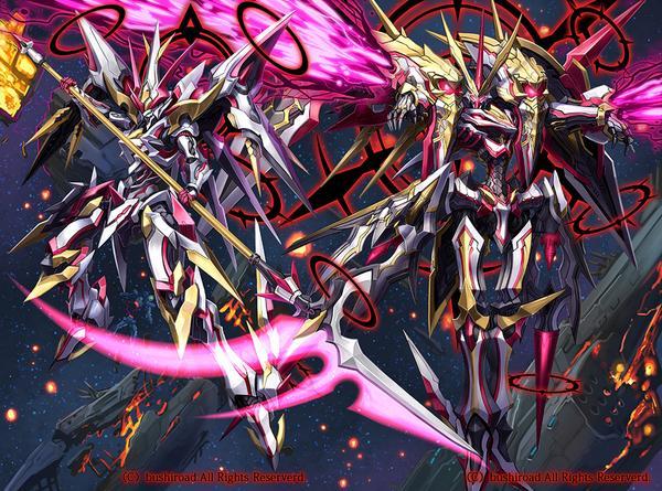 Cardfight Vanguard Blaster Joker