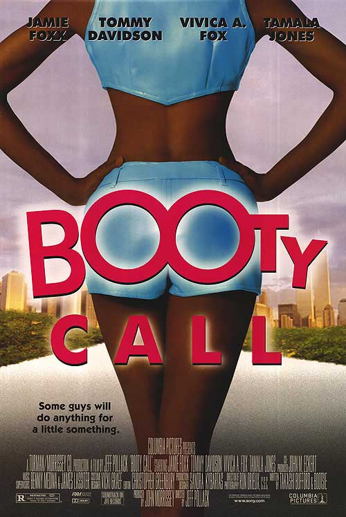 Booty call site