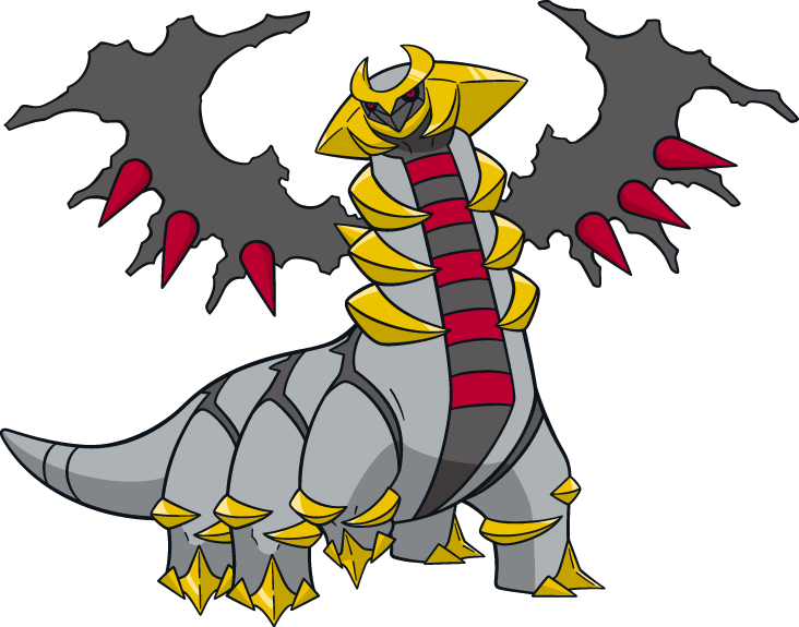 487Giratina Altered Forme Shiny Giratina Altered Form