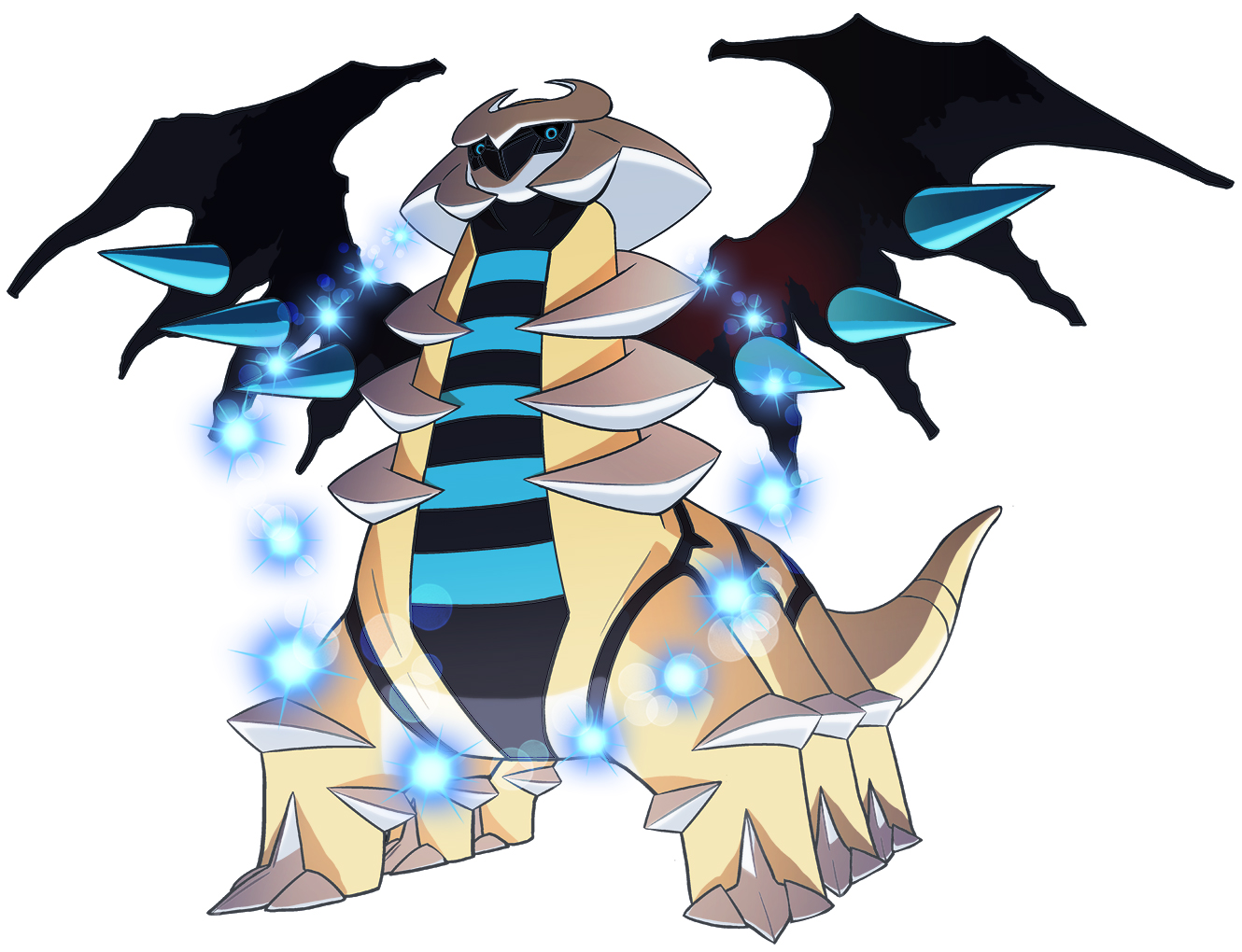 487Shiny Giratina Shiny Giratina Altered Form