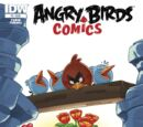 Angry Birds Comics Issue 6