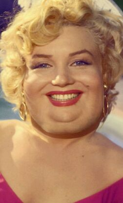 Marylin Monroe Fat 34