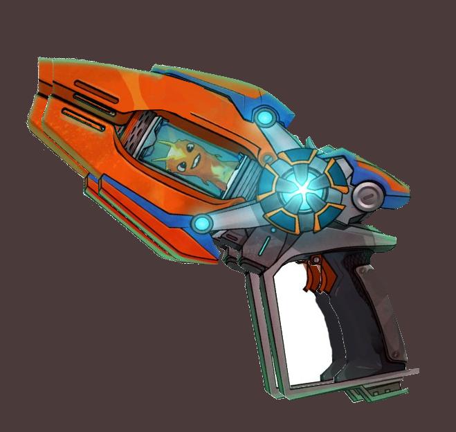 Defender Slipstream XVLSlugterra Double Barrel Blaster
