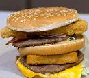 Land, Sea, and Air Burger
