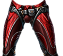 Crimson Crusader's Legplates