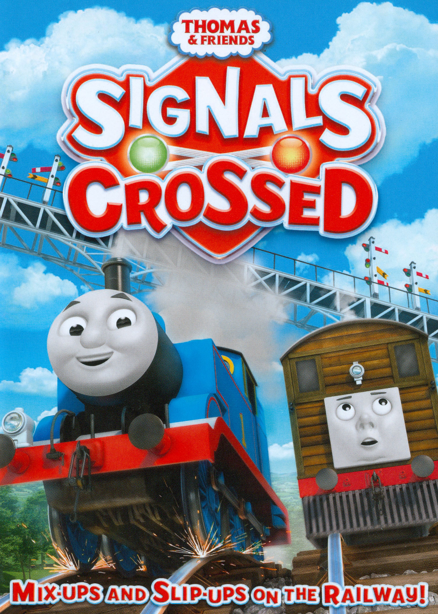 Thomas & Friends : Signals Crossed   [DVDRiP][FRENCH][MULTI]