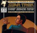 Star Trek: Deep Space Nine: The Maquis: Soldier of Peace Vol 1