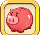 Always Hungry Piggy Bank